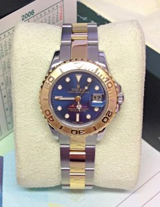 Rolex replica Yacht-Master I 169623 29mm Ladies